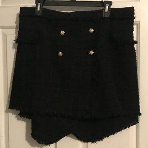 Zara Skort tweed